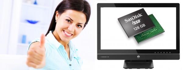 Raskere PC med SSD disk