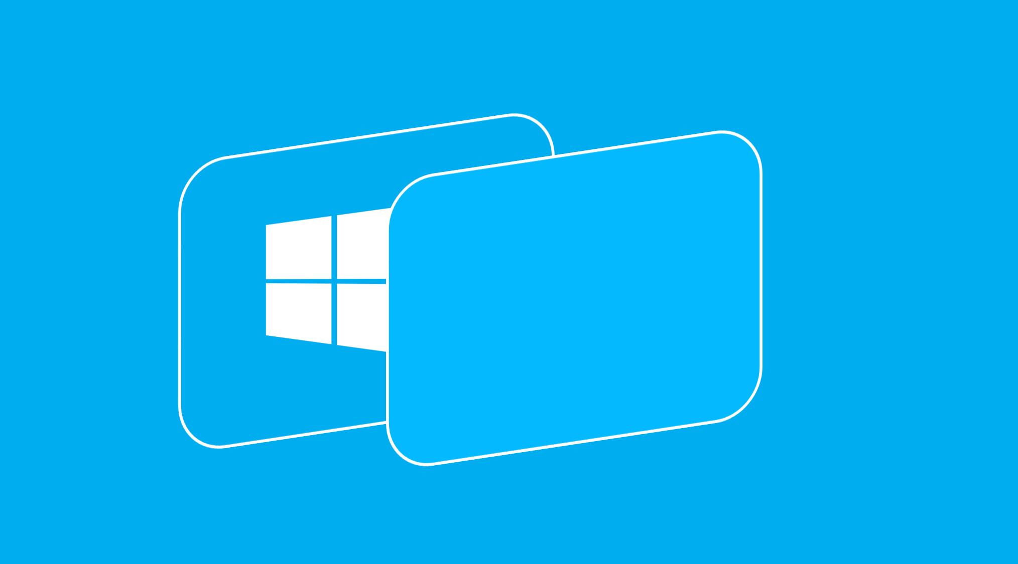 Se hvordan du bruker virtuelle skrivebord i Windows 10