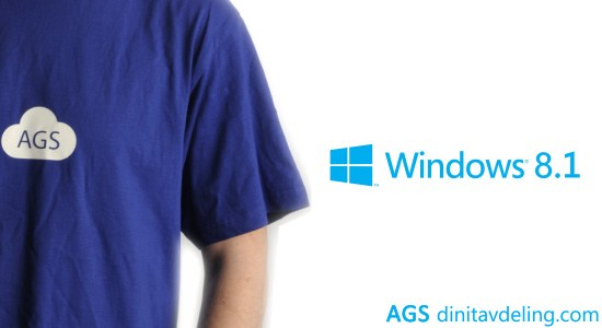 Windows 8.1 kommer 17 oktober