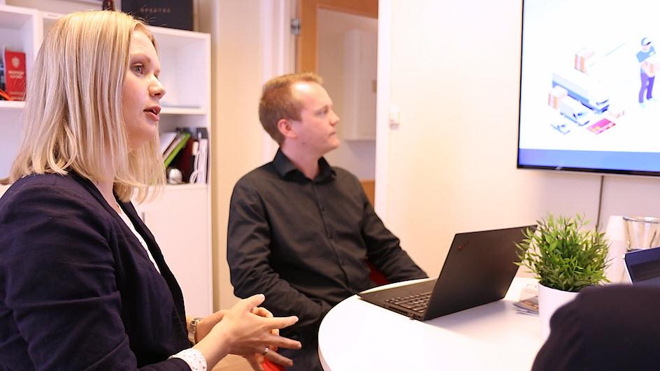 Bli med Kristian på en dag på AGS IT-partner
