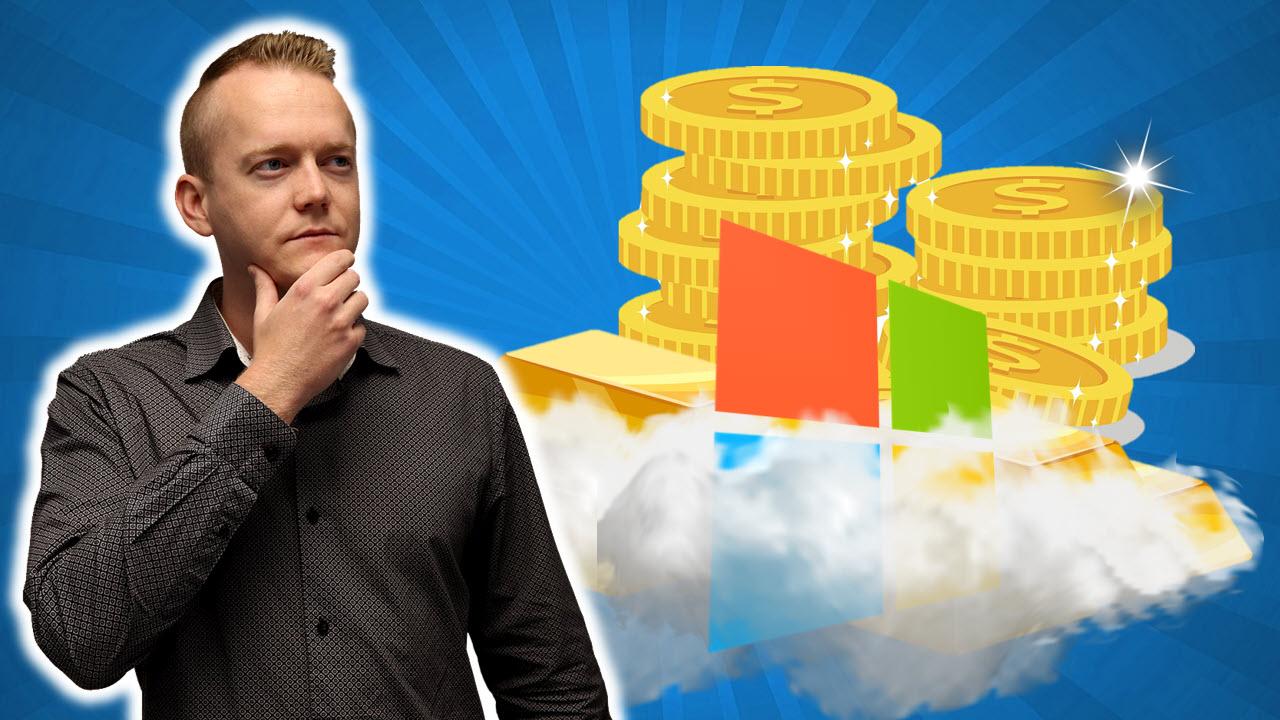 Hvor mye koster egentlig GRATIS migrering til Microsoft 365