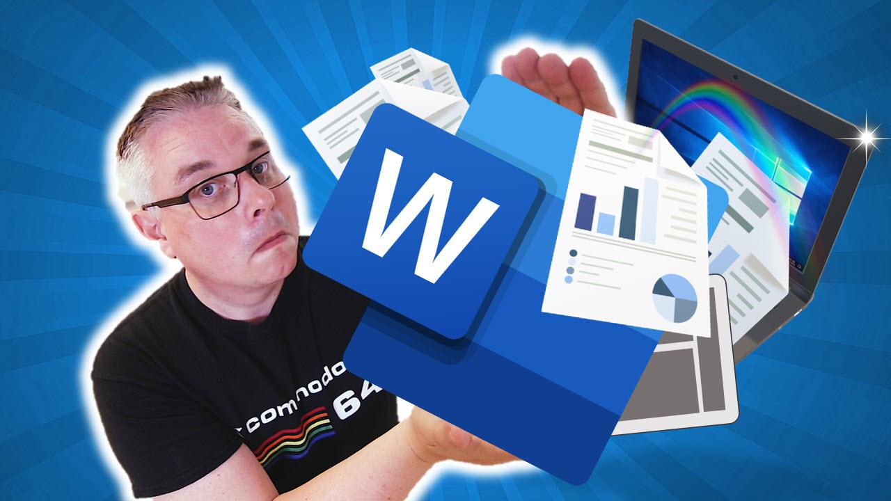 Hvordan bruke FOKUS funksjonen i Microsoft Word