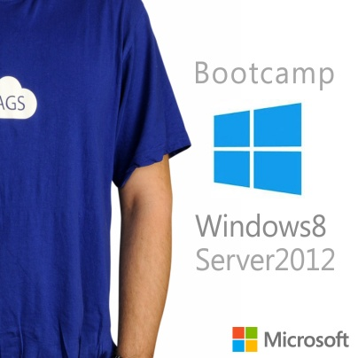Bootcamp Microsoft Windows 8 og Server 2012