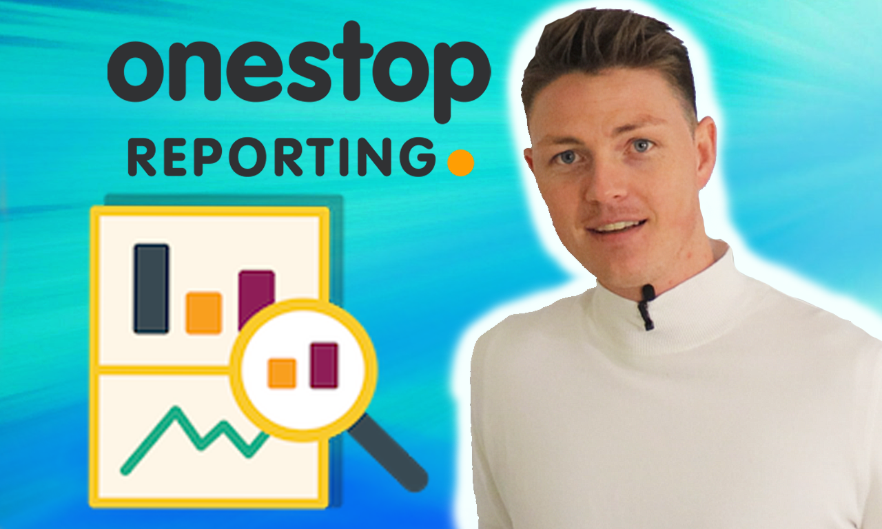 Hva er OneStop Reporting