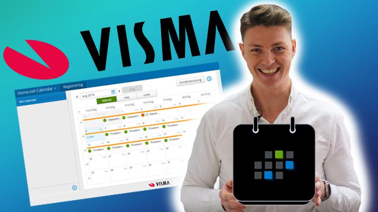 Hva er Visma.net Calendar