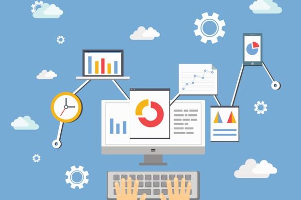 Effektivisering med skybasert ERP system